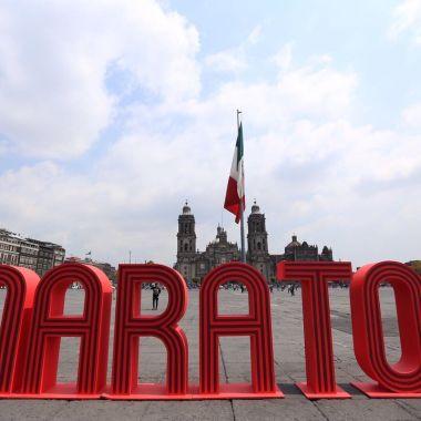Maratón, Ciudad de México, modifican, ruta, zócalo, hemiciclo a Juárez, 27 de agosto, paseo de la reforma