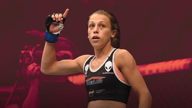 Joanna Jedrzejczyk MMA UFC la mejor Cyborg Ronda