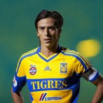 Lucas Lobos Tigres figura Selección Mexicana