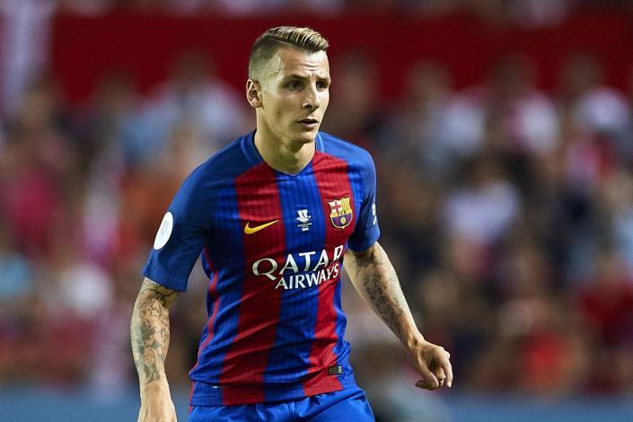 Lucas Digne Barcelona Ayuda Ataque Terrorista