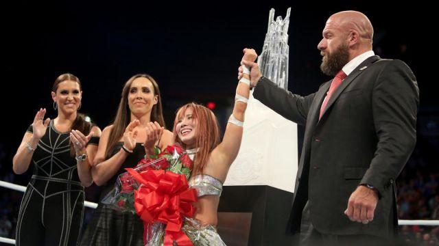 Kairi Sane Mae Young Classic Campeona NXT WWE Shayna Baszler