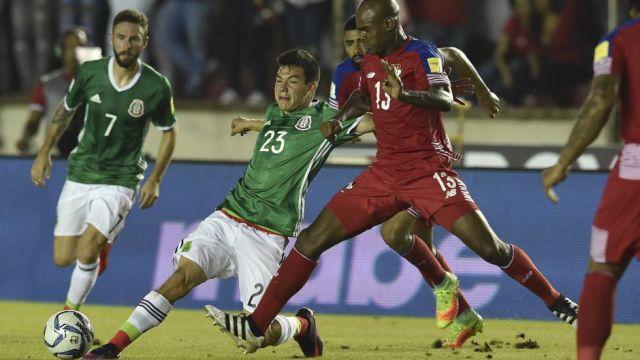 México Panamá Eliminatorias Partido Lluvia Rusia 2018