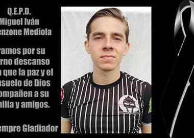 Fallece, futbolista, Liga Premier, Gladiadores de Cuautitlán, Miguel Iván Lorenzone Mendieta, desaparecido, Serie B
