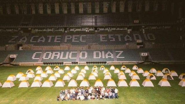 Ascenso MX, Ayuda, víveres, boletos, tacos, cambio, estadio, albergue, Zacatepec, Celaya, Venados
