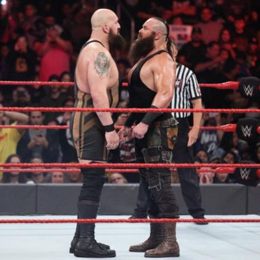 Big Show WWE lesión retiro Braun Strowman