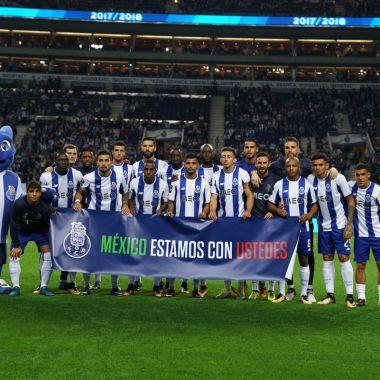 México Porto #FuerzaMéxico Apoyo Mexicanos Playeras Nombres