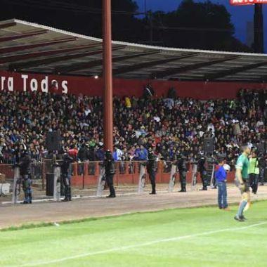 Estadio Tlahuicole Ascenso MX remodelación ampliación remodelación