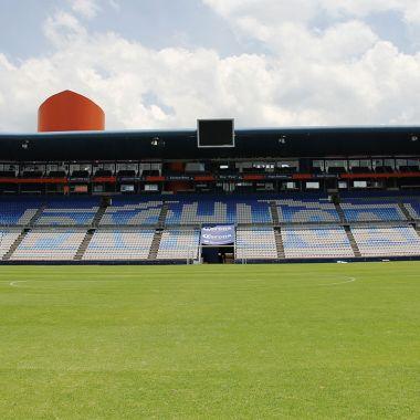 Cruz Azul, Pachuca, Partido, Estadio Hidalgo, sismo, cambio de sede, estadio azul