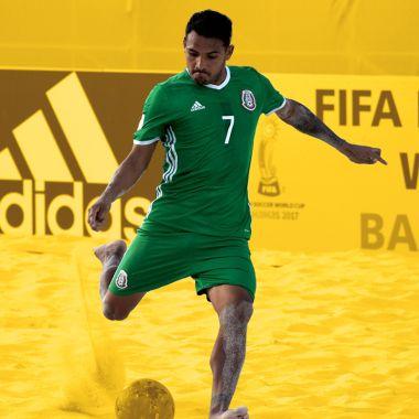 02/10/2019, Ramón Maldonado, Selección Nacional, Futbol de Playa, Goleador