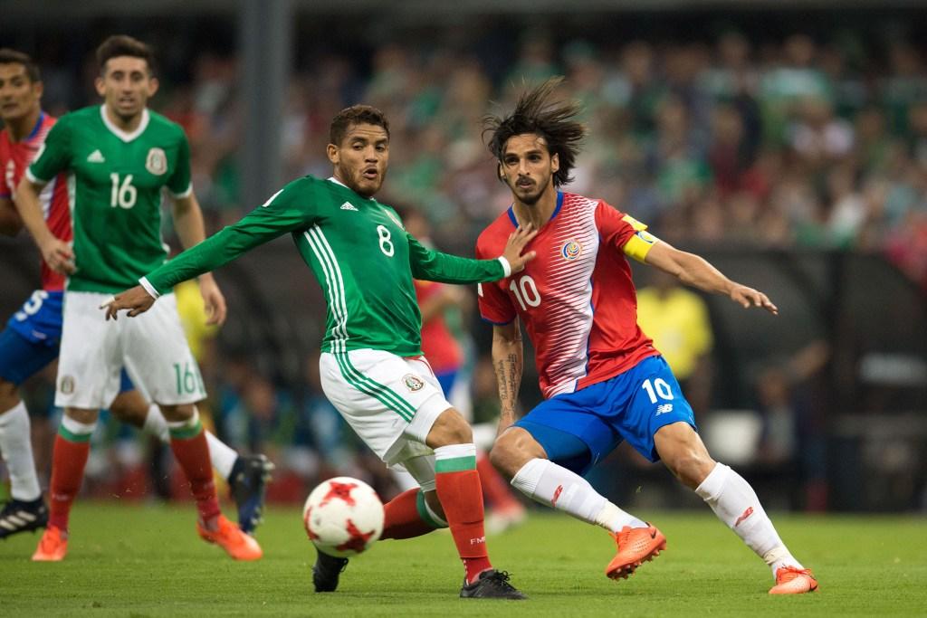 Cancelan el juego de México y Costa Rica, debido a que los ticos no recibieron permiso de las autoridades para viajar