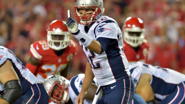 NFL ratings anuncios mercado kickoff Patriots Tom Brady Chiefs