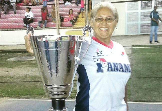 Panamá Mundial Abuela video La Fula Elida de Mitchell