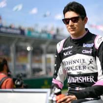 Ocon Sergio Pérez GP de México amenazas Checo