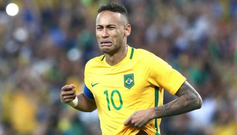 Neymar amenazas Mundial Rusia ISIS Deschamps