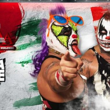 Psycho Clown Pagano Lucha Libre World Cup Japón