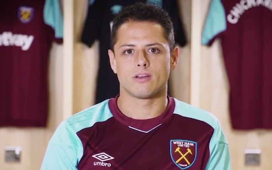 West Ham, Chicharito, reponde, aficionados, Twitter, Javier hernández, Mexicano