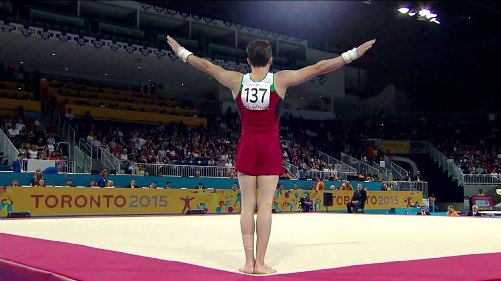 Kevin Cerda, final, Mundial de Gimnasia, Montreal, Canadá, mexicano, sonora, All Around