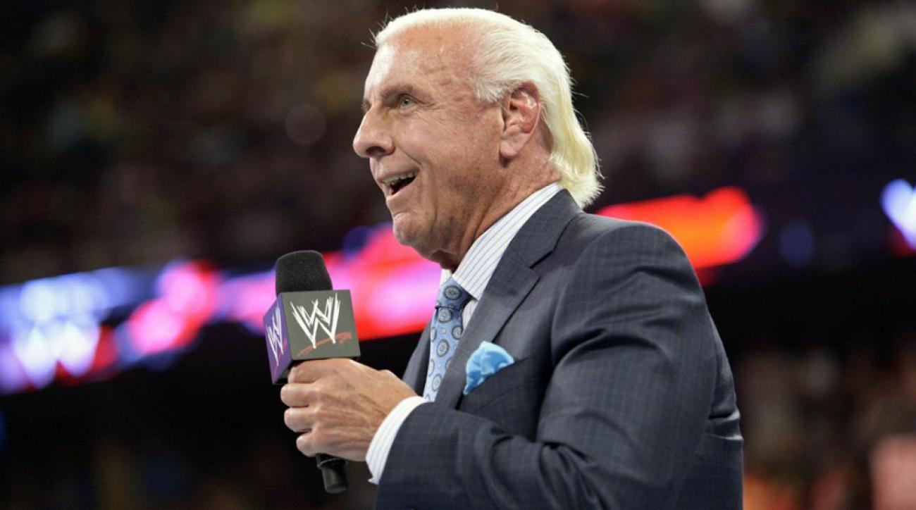 Ric Flair, ex luchador, WWE, confesión, relaciones sexuales, 10 mil mujeres, arrepentimiento