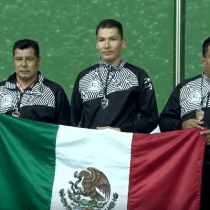Mexicanos medallas Francia Frontón Campeonato Mundial
