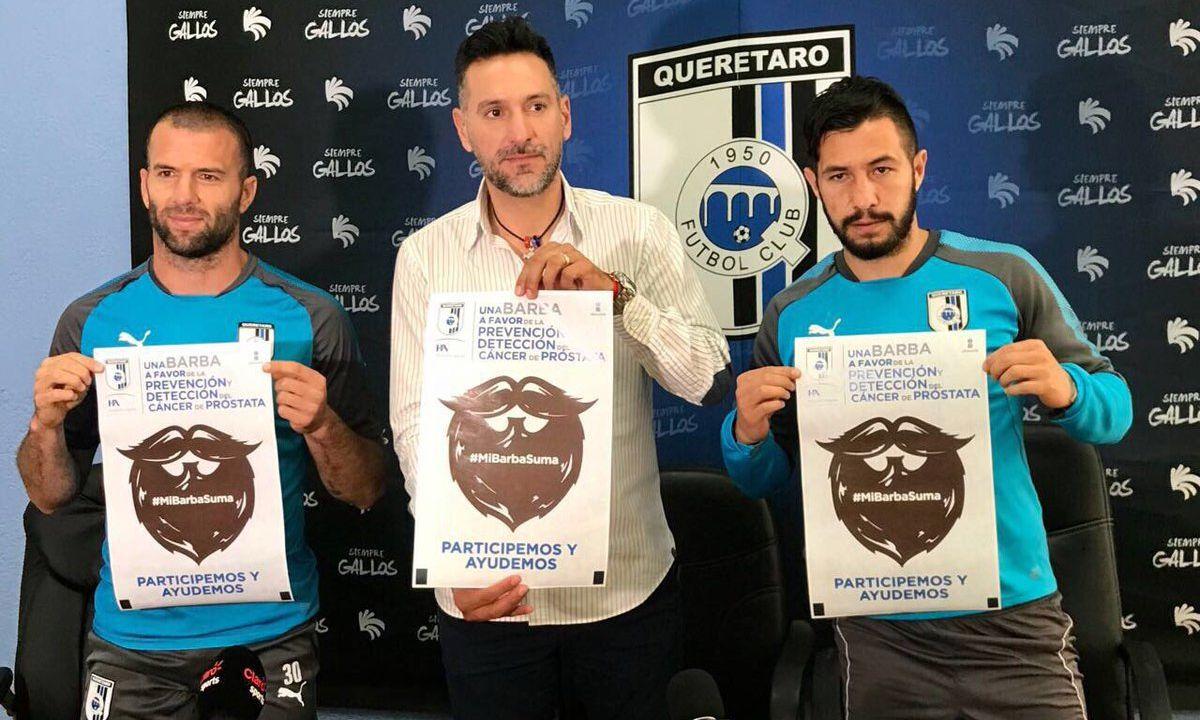 Querétaro, campaña, contra, cáncer de próstata, invitan, aficionados, dejarse, crecer, barba, para regalar, pruebas