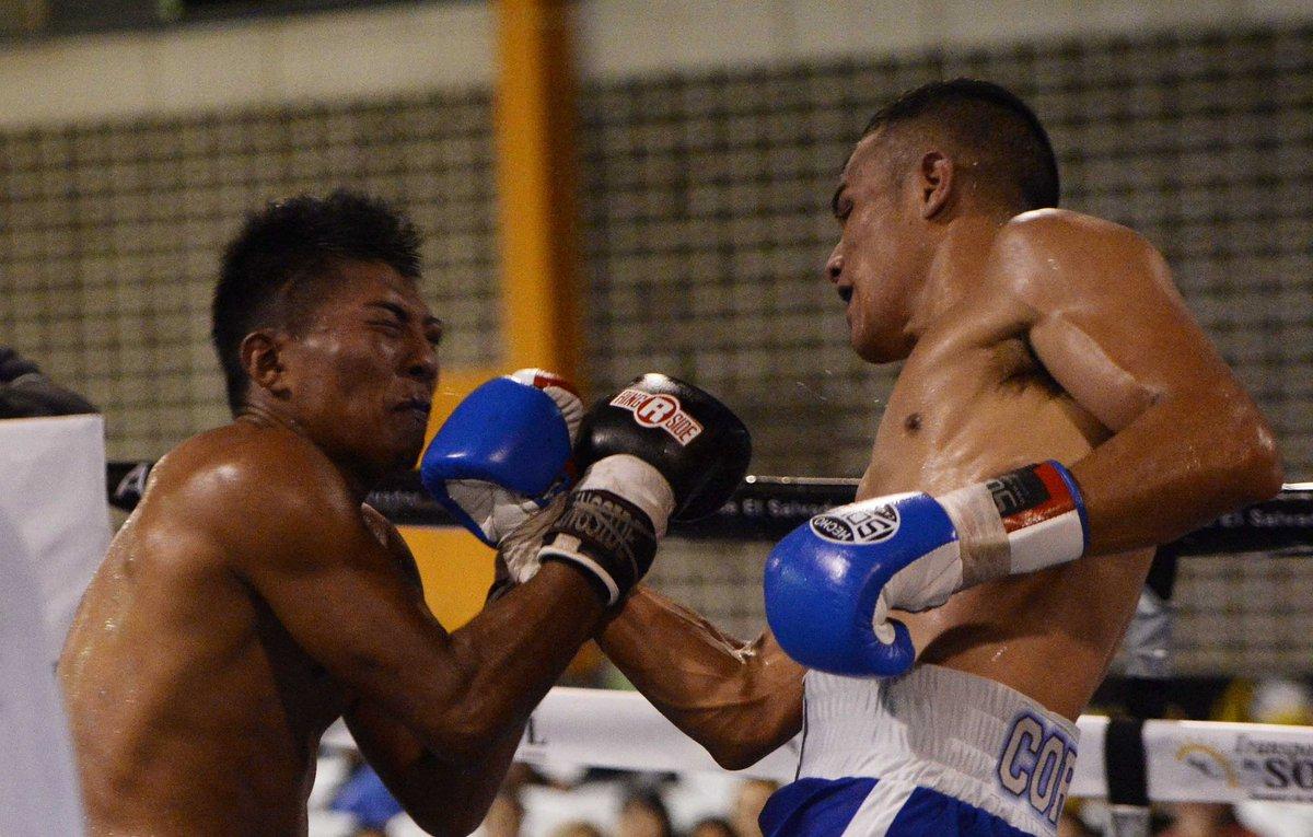 "fallece boxeador, salvadoreño, Francisco ""Pantera"" Ruiz, nocaut, hospital, polémica, referí, no detuvo, pelea"