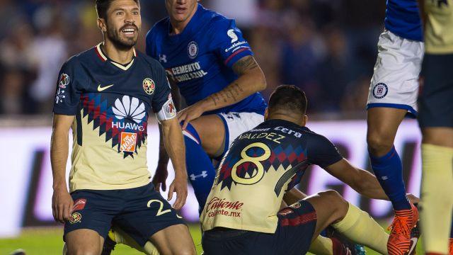 América Cruz Azul Semifinales Liguilla Tigres Monterrey Morelia