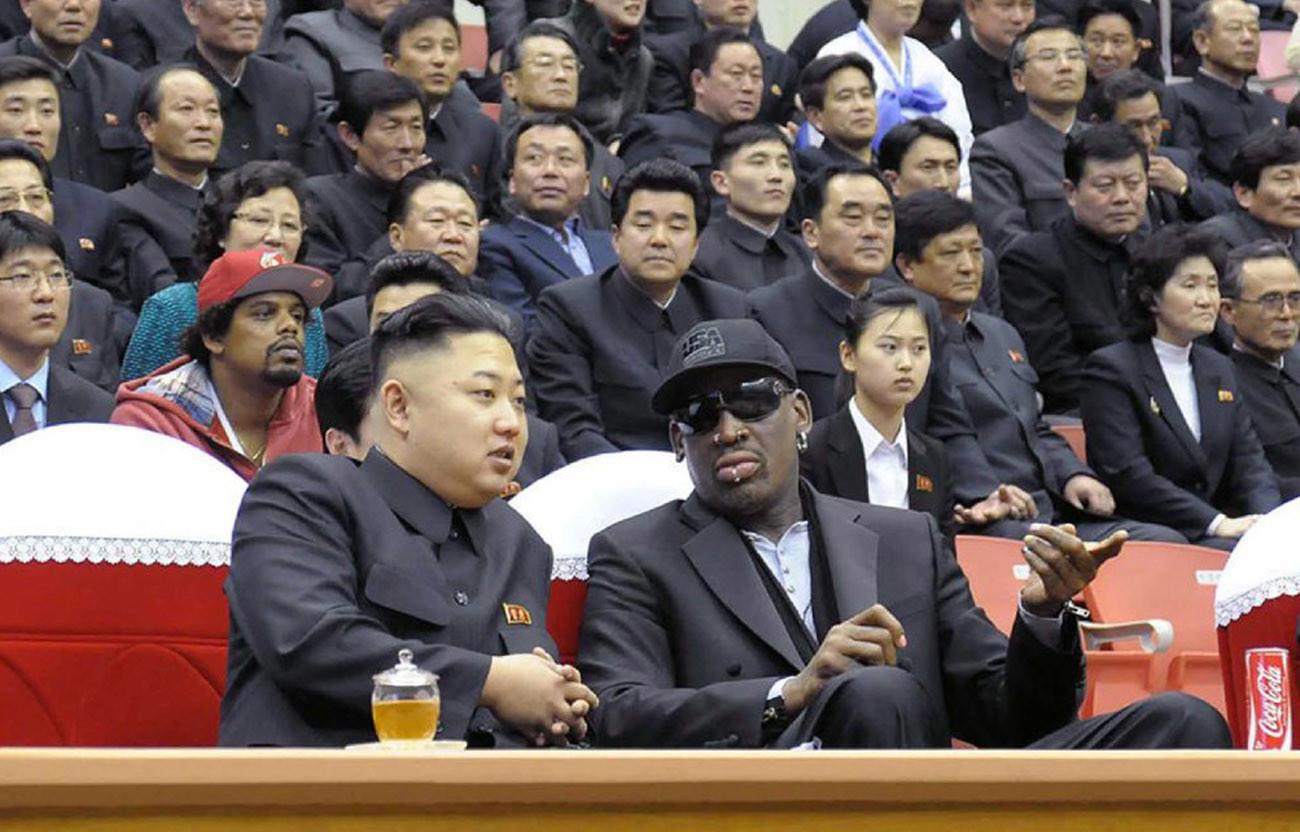 Rodman Trump Corea del Norte Kim Jong Un Donald