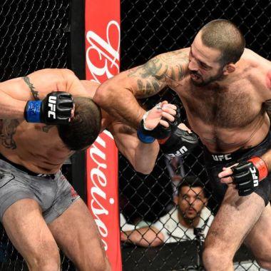 Codazo Diego Sanchez UFC Video Matt Brown