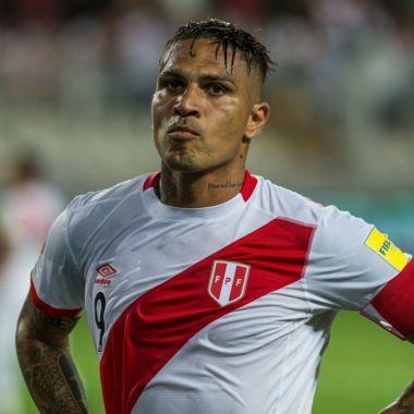 Paolo Guerrero Doping Perú Eliminatoria Repechaje Nueva Zelanda