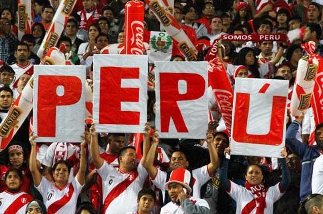 Perú Sismo Chile gol aficionados Nueva Zelanda