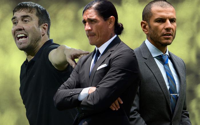Liga MX Directores técnicos Jóvenes Oportunidades Apertura 2017