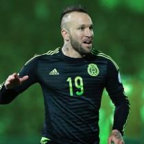 Matías Vuoso Selección Mexicana Santos naturalizados