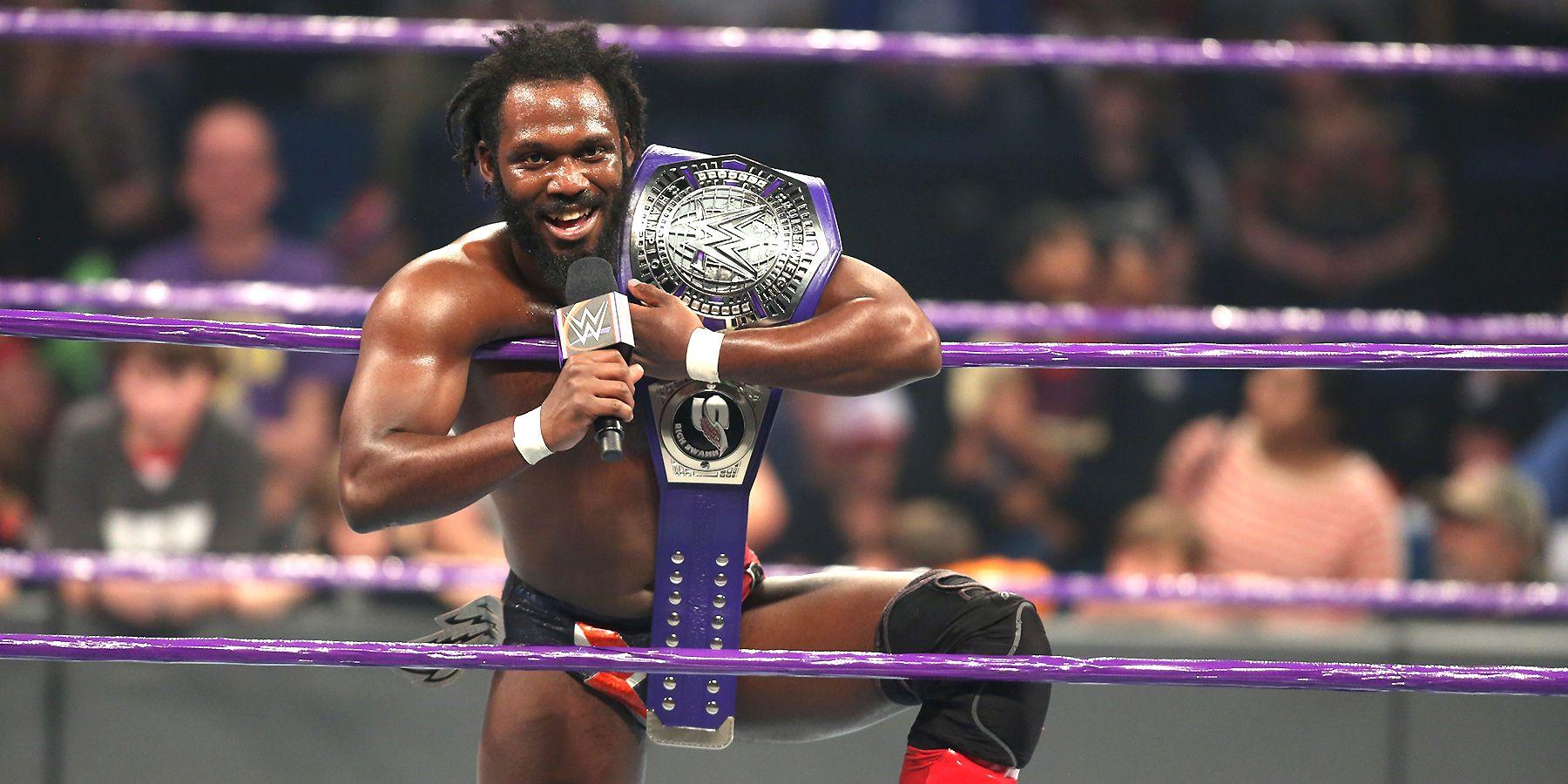 WWE Secuestro Rich Swann arresto Su Yung RAW