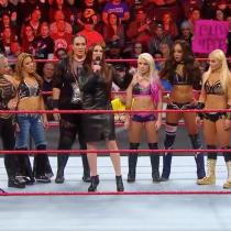 Primer, Royal Rumble, mujeres, WWE, Raw, anuncio, Stephanie McMahon, lucha libre, enero, 2018, lugar, WrestleMania
