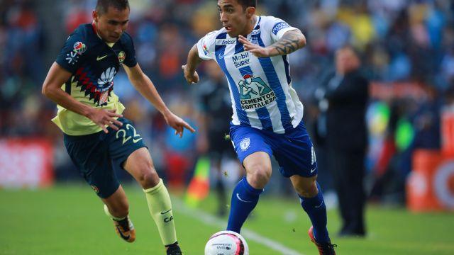 Refuerzos, Querétaro, Edson Puch, Miguel Samudio, draft invernal, Clausura 2018, Gallos, Luis Fernando Tena, descenso