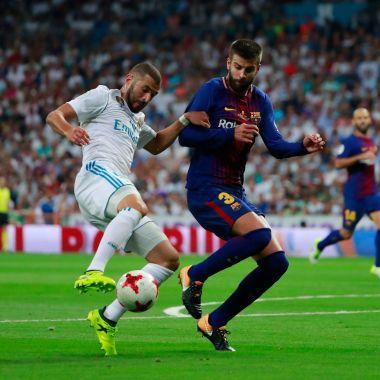 Real Madrid Barcelona Horario Canal Transmisión Clásico