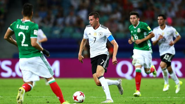 Alemania México Suecia Corea Prensa Sorteo Mundial Rusia 2018