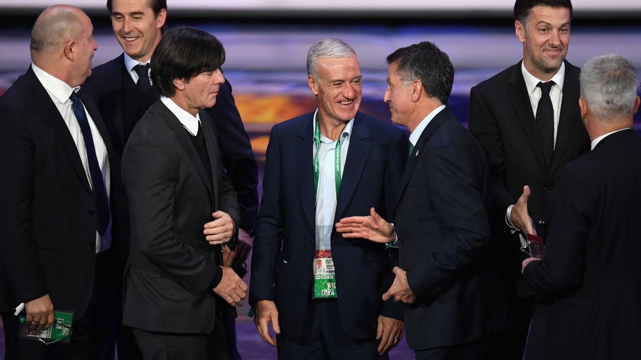 México Alemania Trolleo Sorteo Grupo F Rusia 2018 Mundial