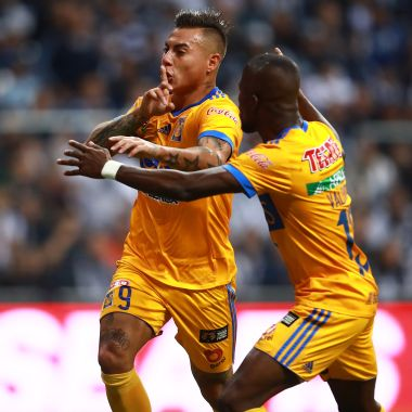Tigres Monterrey Final Regia Campeón Apertura 2017