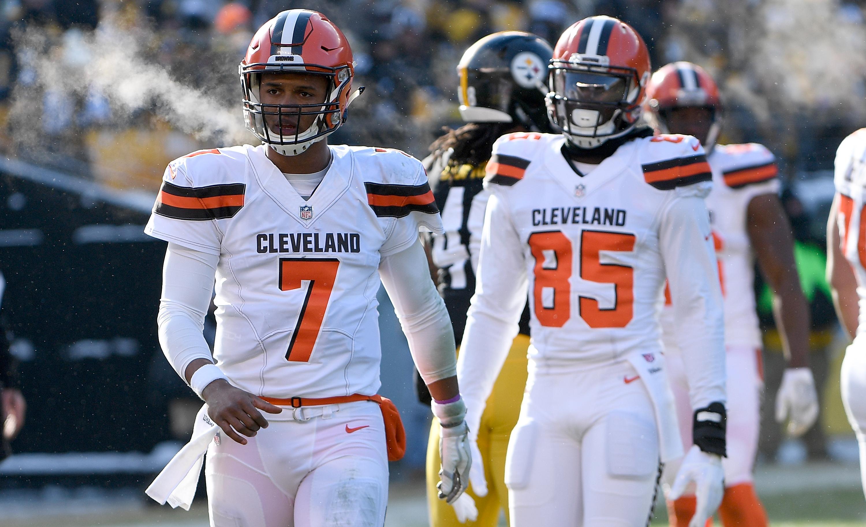 Cleveland Browns temporada imperfecta NFL récord