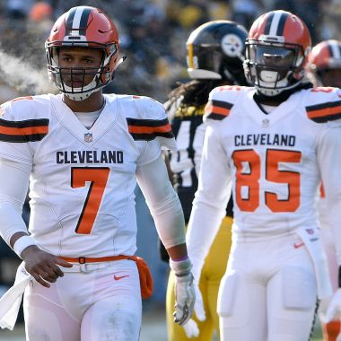 Cleveland Browns temporada imperfecta NFL récord