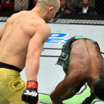 UFC nocaut video rodillazo Aljamain Sterling Marlon Moraes