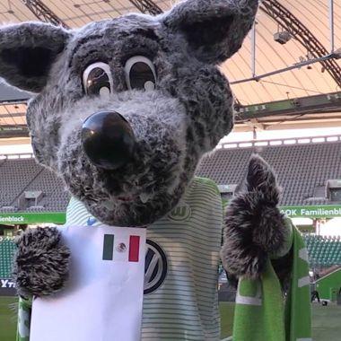 Wolfsburg Lobos BUAP México Alemania Rusia 2018 Mundial