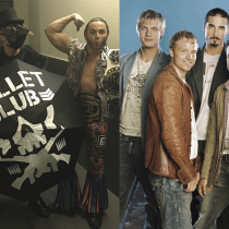 ROH Backstreet Boys The Bullet Club video The Elite