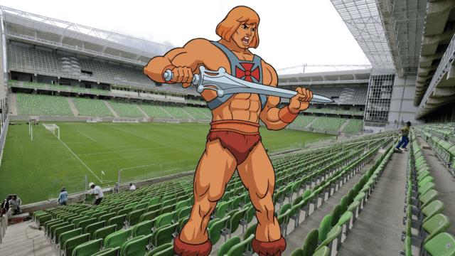 América He-Man Brasil refuerzos Fluminense Águilas Rafael Moura