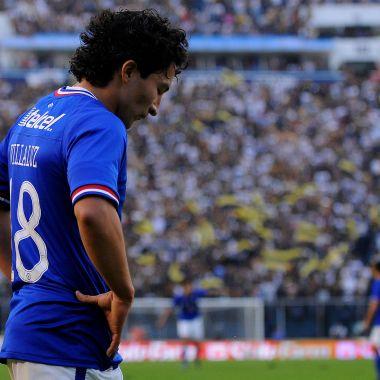 Toluca vs Cruz Azul, el partido que terminó con la carrera de Villaluz