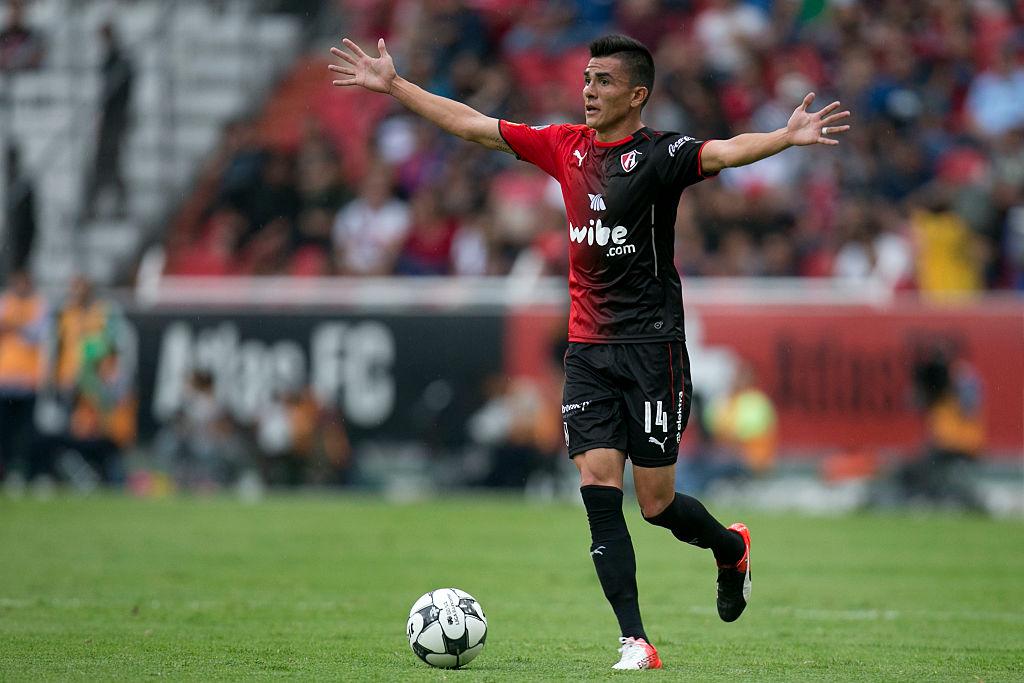 Luis Reyes, hueso, futbolista, defensa, Atlas, rojinegros, asalto, Zapopan, denunciará, robo, camioneta, lunes