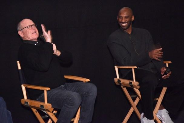 Kobe Bryant, ex basquetbolista, figura, Lakers, NBA, Estados Unidos, nominado, Oscars, cortometraje, basado, poema, retiro
