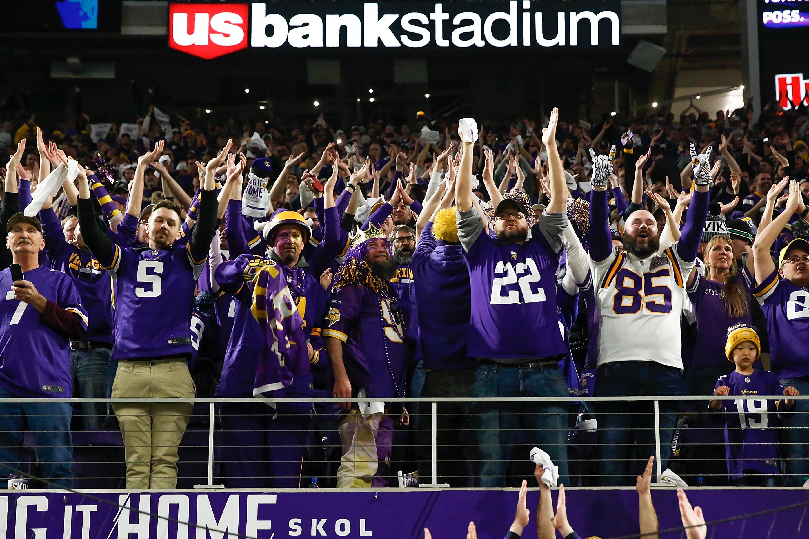 venganza, aficionados, Vikings, Minnesota, contra, Philadelphia, Eagles, previo, Super Bowl LII, por eliminarlos, NFL