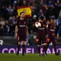 Messi Barcelona Espanyol Copa del Rey Diego López Penales fallados de Messi Cuartos de Final Copa del Rey Messi falla penales penales fallados de Messi